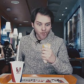 Watch KFC Russia's Crazy Crowd-Sourced Commercials