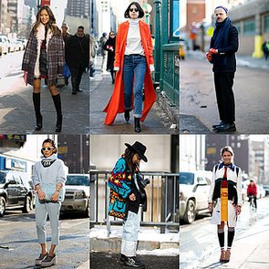 NYFW 2014 Day Five Street Style