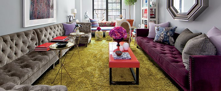 How to Elevate Your Decor With Jewel Tones