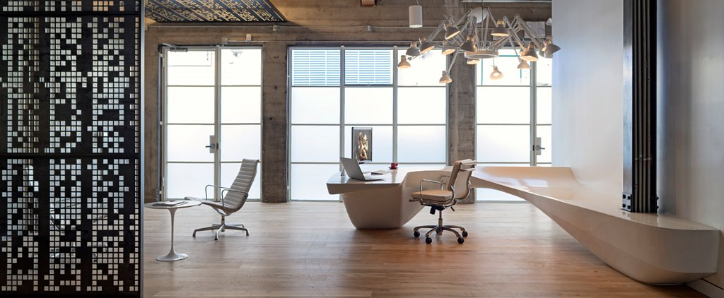 Tour the Start-Up Office Inspired by Space