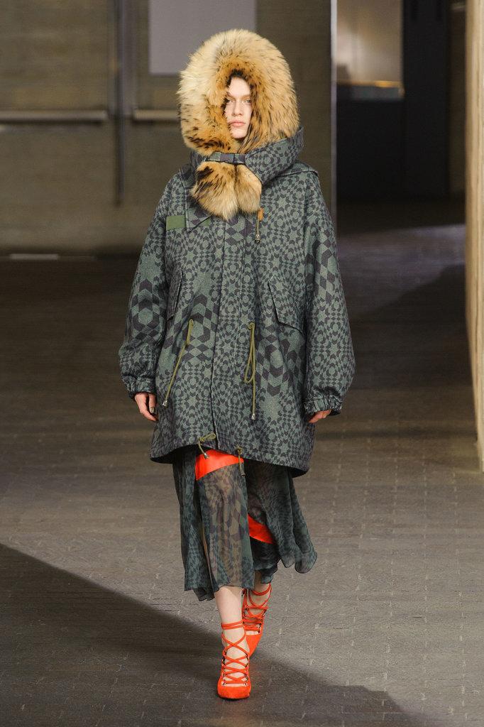 Preen by Thornton Bregazzi Autumn/Winter 2014