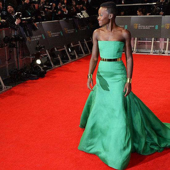 2014 BAFTA Awards Red Carpet Dresses
