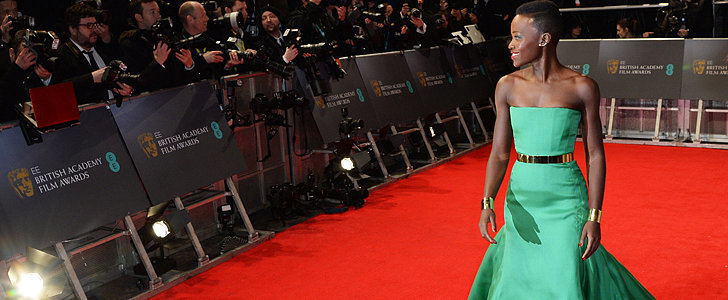 London's Other Big Runway? The BAFTA Awards Red Carpet