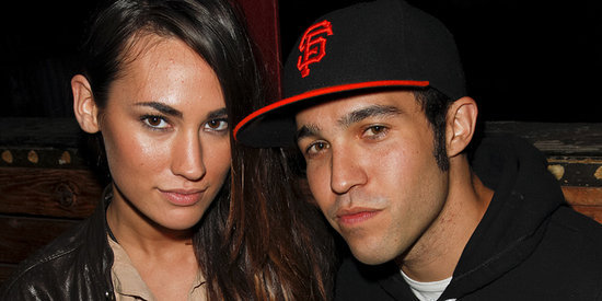 Pete Wentz And Girlfriend Meagan Camper Expecting A Baby
