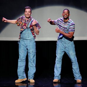 Jimmy Fallon and Will Smith The Evolution of Hip-Hip Dancing
