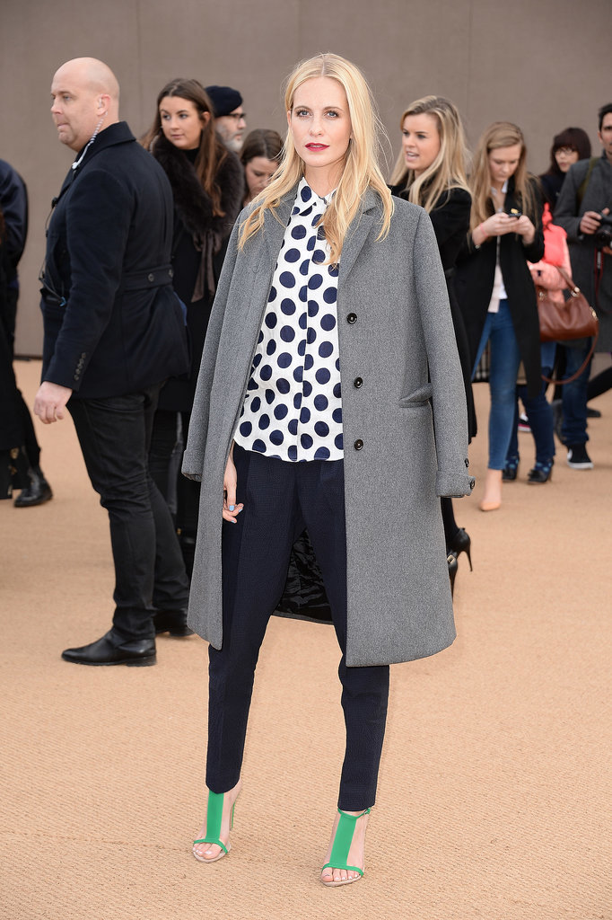 Poppy Delevingne London 39 S Biggest Fashion Show Isn 39 T On