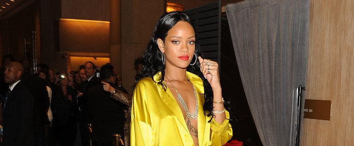 Just Wait Until You See This Rihanna Makeup Tutorial