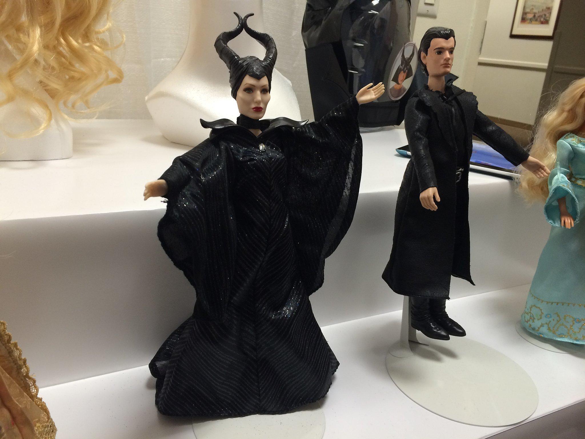 Maleficent Figure