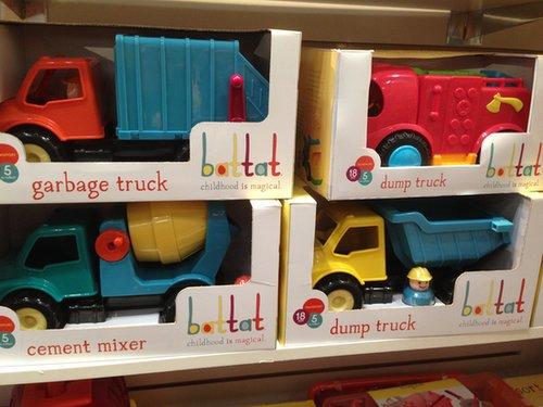 Battat Trucks