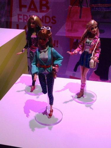 Barbie's BFFs