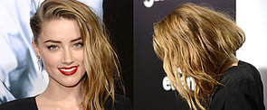 How To Get Amber Heard's Faux Bob (Lob!)