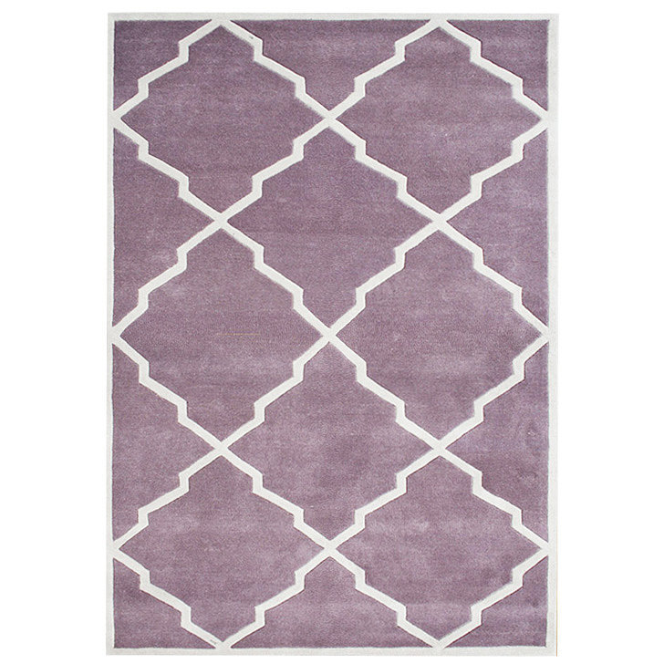 Style Tip: A Colorful Rug Can Instantly Change the Mood