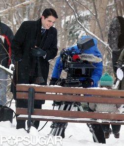 celebrityRobert-Pattinson-Black-Hair-Filming
