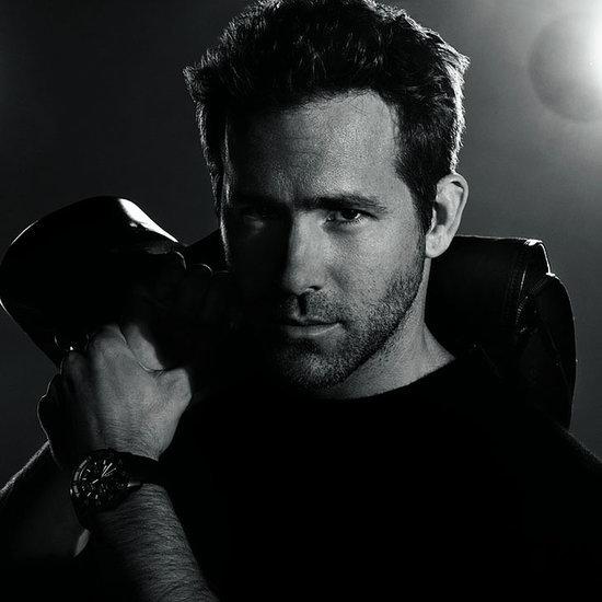 Ryan Reynolds is the Face L'Oreal Paris Men Expert