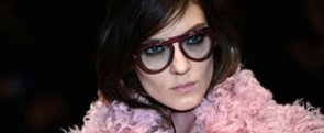 Lower Lashes Take Centre-Stage at Gucci Fall 2014