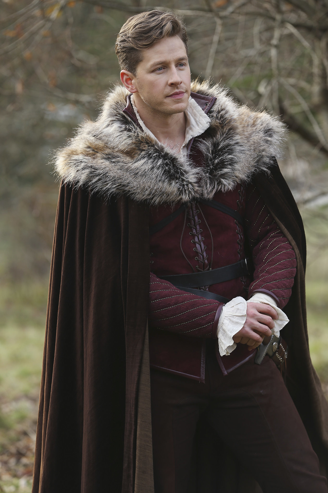 And Charming looks like his.
