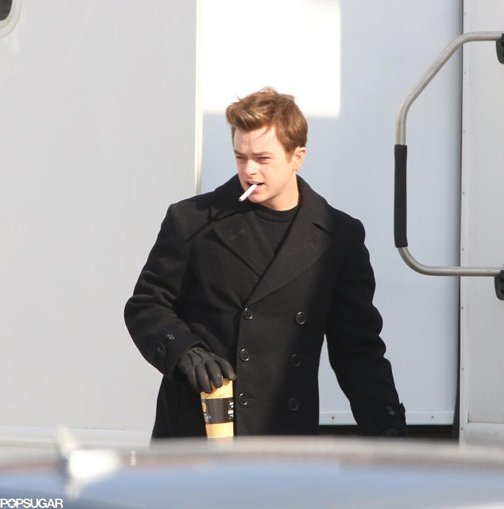 I've gotta say — he looks perfect.