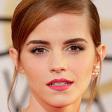 Emma Watson Golden Globes Makeup | Video