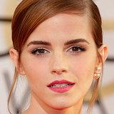 Emma Watson Golden Globes Makeup | Video