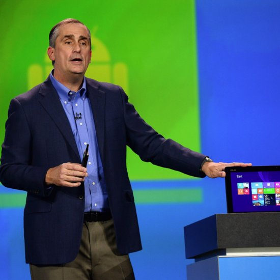 Intel CEO on What Makes a Great Leader