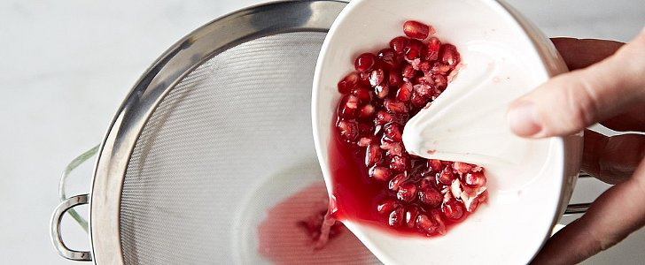 A Game-Changing Way to Juice Pomegranates