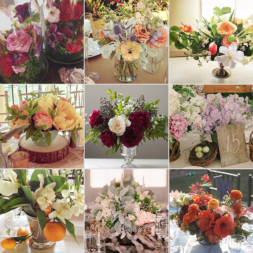 Wedding Flower Ideas POPSUGAR Home
