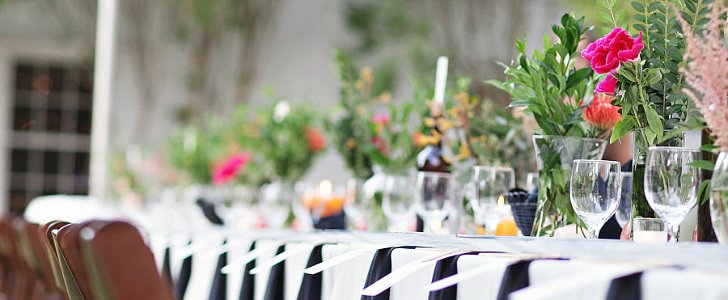 DIY Your Dinner Party With This Centerpiece