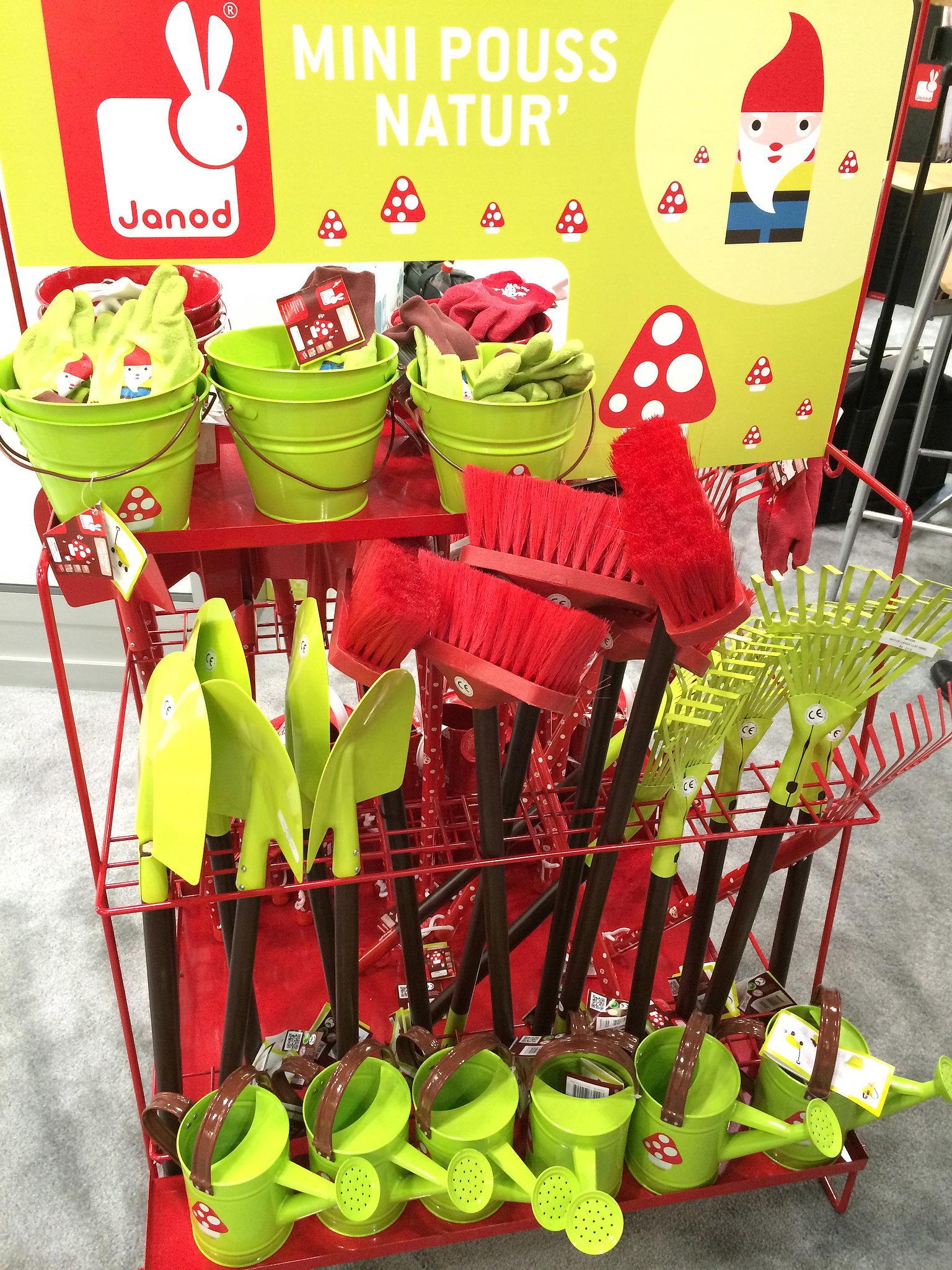 Janod Garden Tools