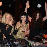 Berühmte DJs Brit Awards Afterparty