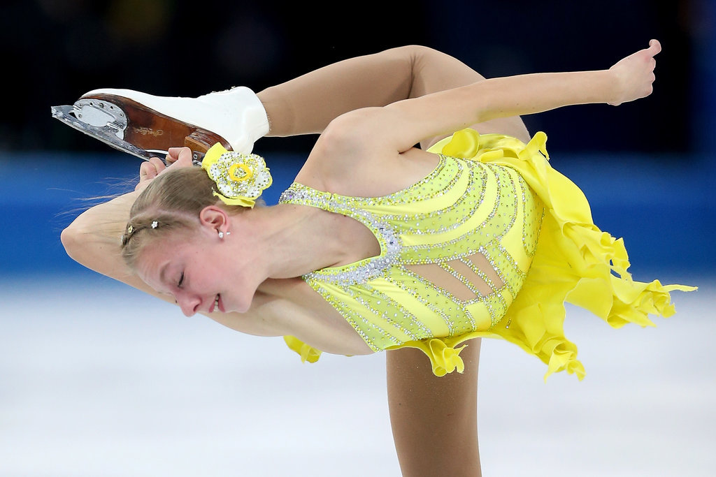 Polina Edmunds, USA