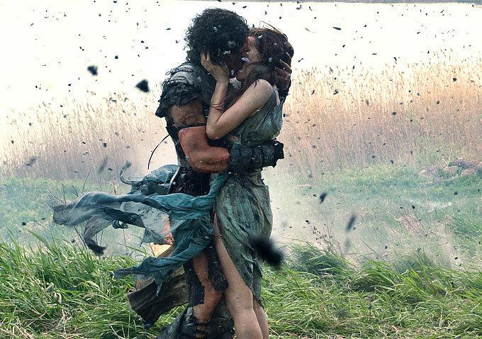 Pompeii | The Best Movie Kisses of 2014 | POPSUGAR ...