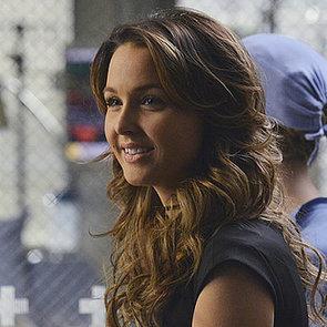 Grey's Anatomy Season 10 Interview With Camilla Luddington