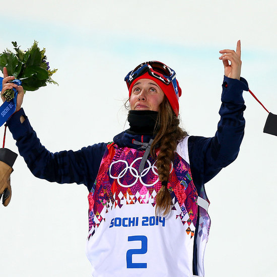 Sarah Burke Tribute at the Sochi Olympics 2014 | Pictures