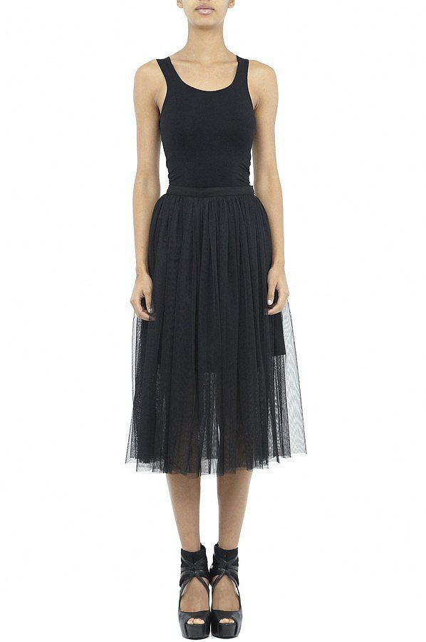 Nicole Miller Ballerina Skirt ($147, originally $210)