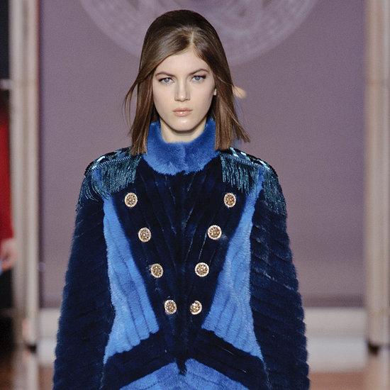 Versace Fall 2014 Runway Show | Milan Fashion Week
