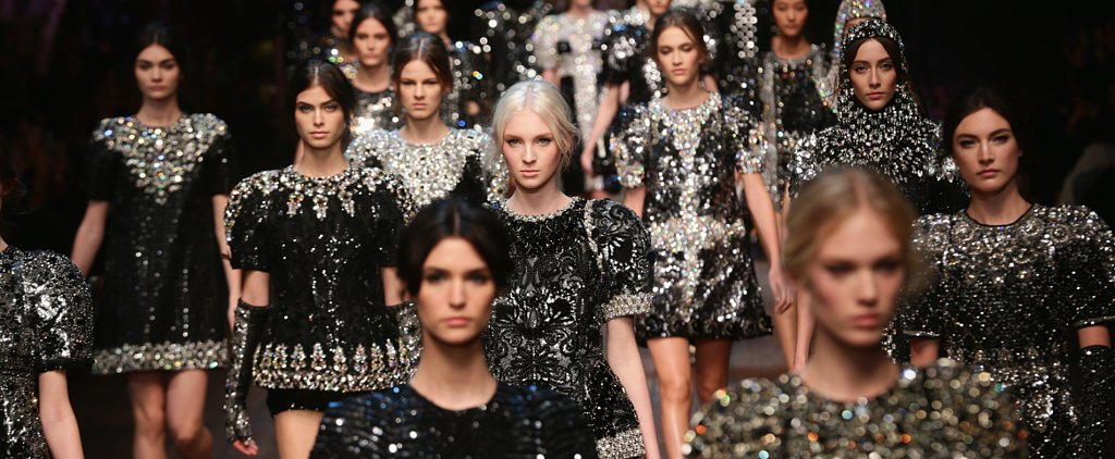 POPSUGAR Shout Out: Dolce & Gabbana's Dreamy Beauty Looks