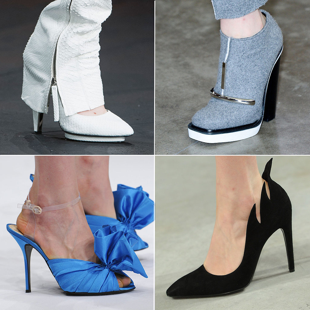 Best Shoes at Milan Fashion Week Fall 2014