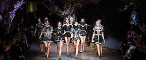 Dolce & Gabbana Autumn/Winter 2014: A Fairy Tale Come to Life