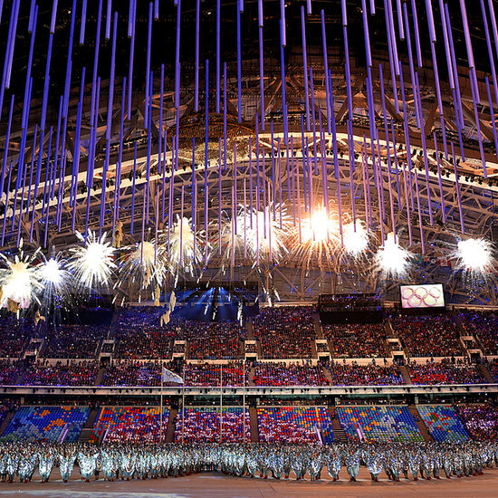 2014 Sochi Winter Olympic Games Closing Ceremony Pictures