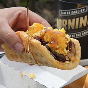 Brace Yourself For Taco Bell's Breakfast Menu