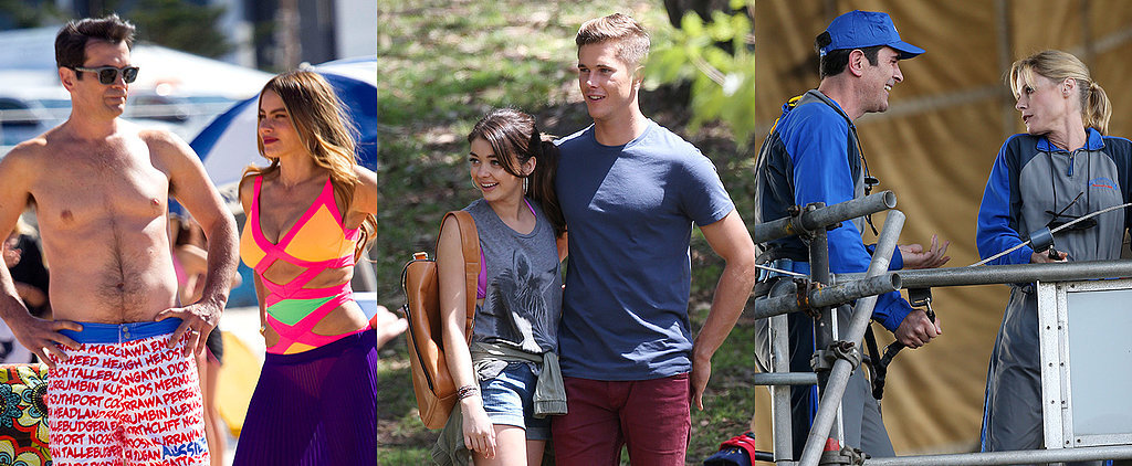 Recap the Modern Family in Australia Set Pictures Before It's on TV