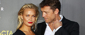 Another Clue That Lara Bingle and Sam Worthington Could Be Married