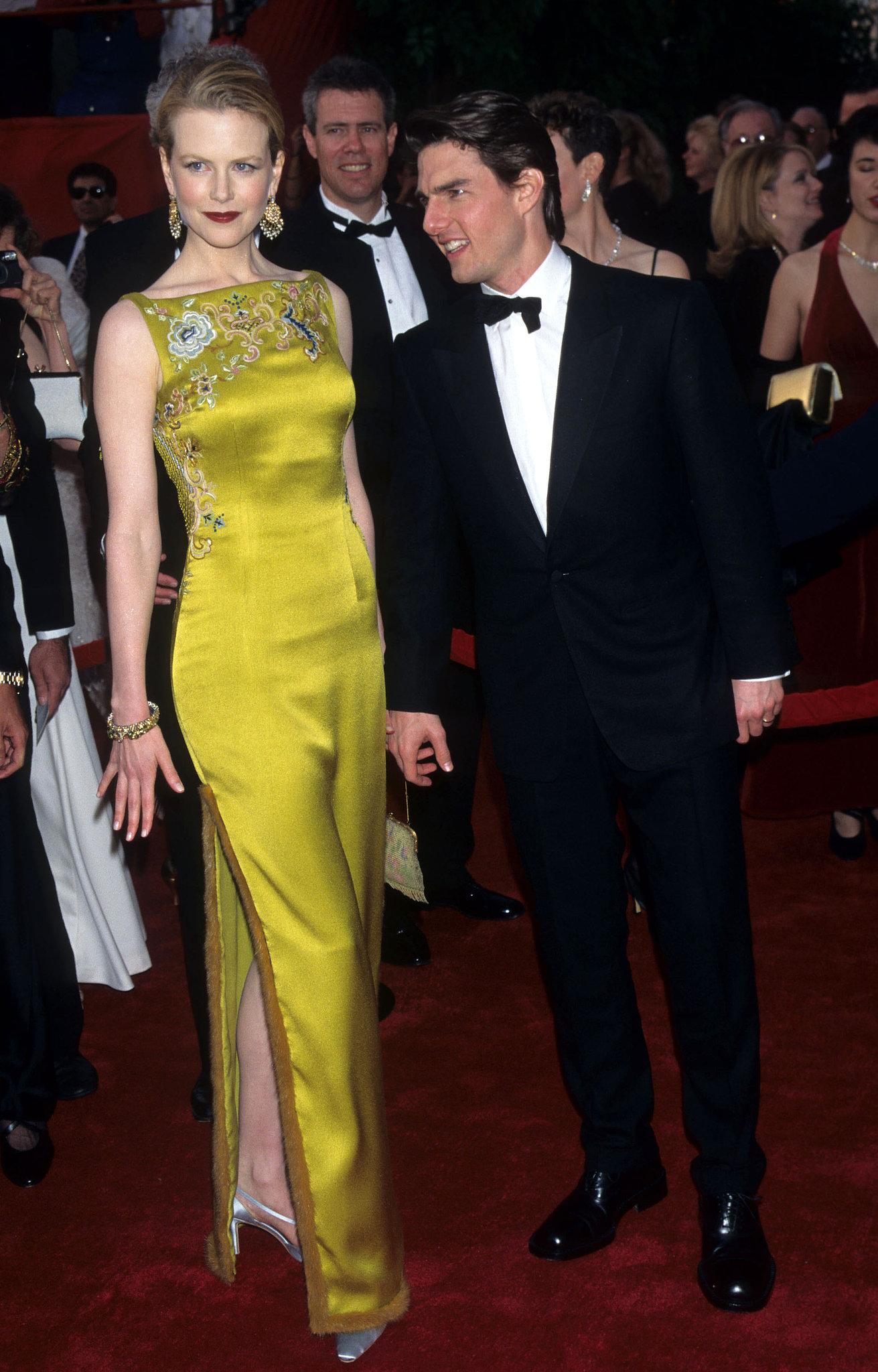 Nicole Kidman at the 1997 Academy Awards