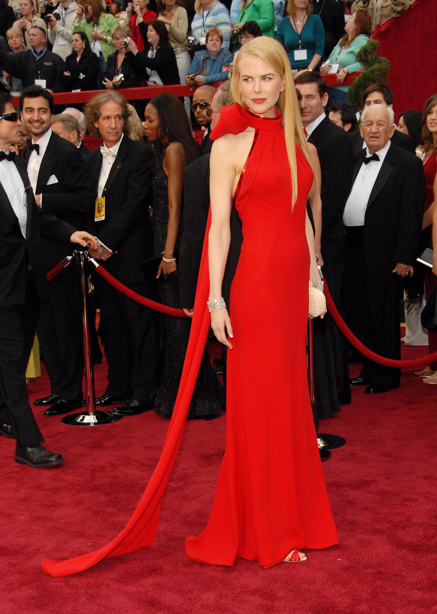 Nicole Kidman at the 2007 Academy Awards
