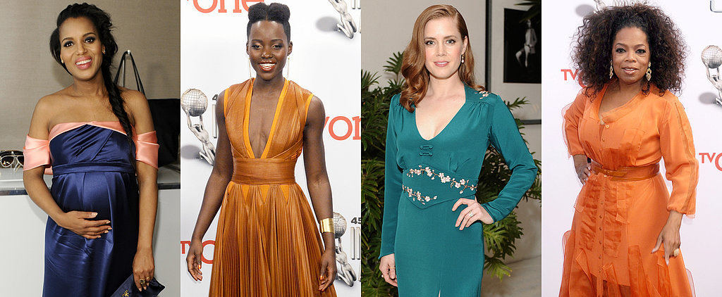 Kerry, Lupita, and Amy Are Award-Winning Before the Oscars