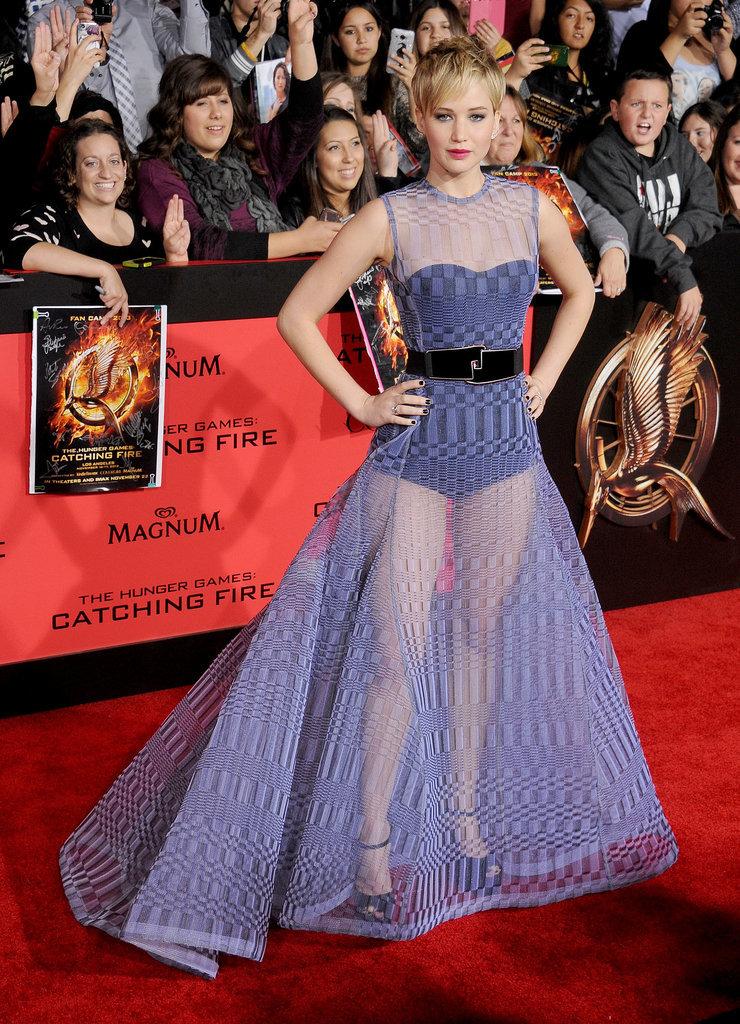 Rebecca Taylor's Pick: Jennifer Lawrence