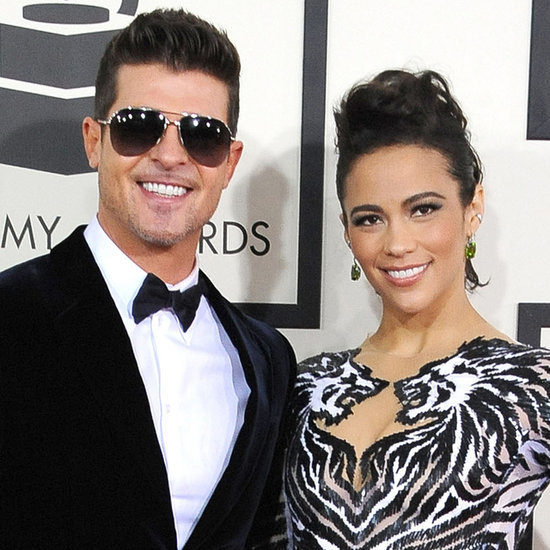 Robin Thicke and Paula Patton Are Breaking Up
