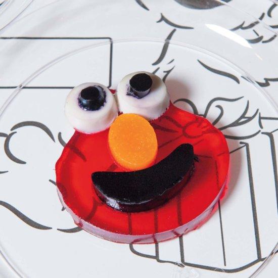 Martha Stewart's Elmo Birthday Party