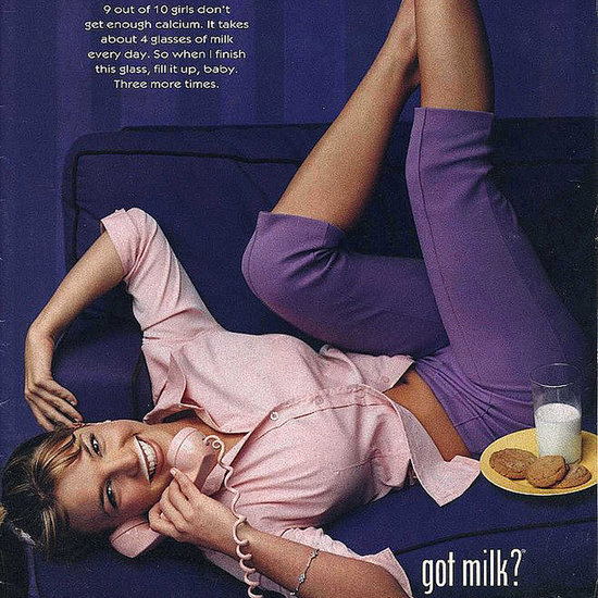 Vintage Got Milk Ads