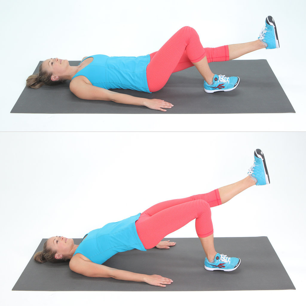 Stability Ball Side Lift: Exercises To Get Rid Of A Flat Butt